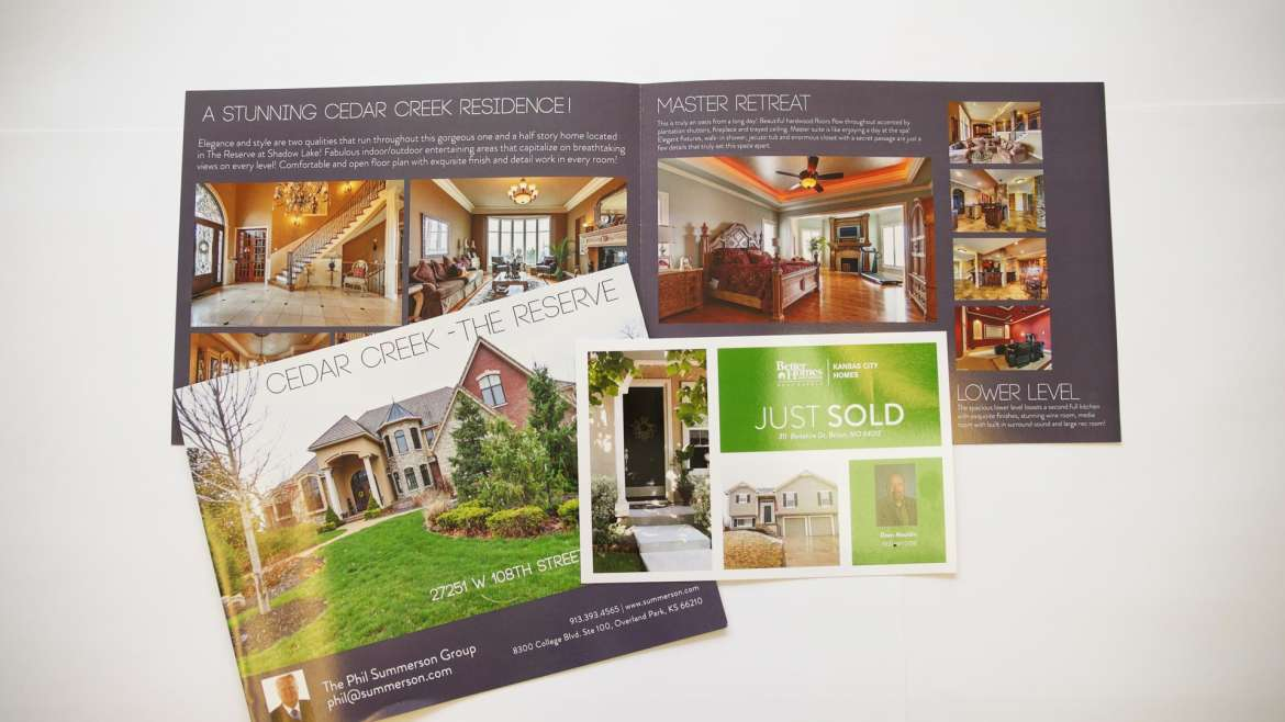 Real Estate Print Assets