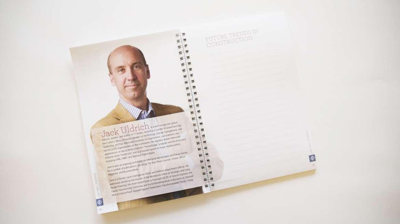 Binder Booklet