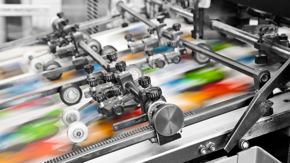 Print Time Defines: What is Offset Printing?